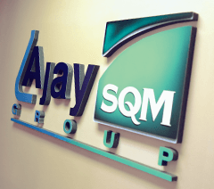 Ajay-SQM Group