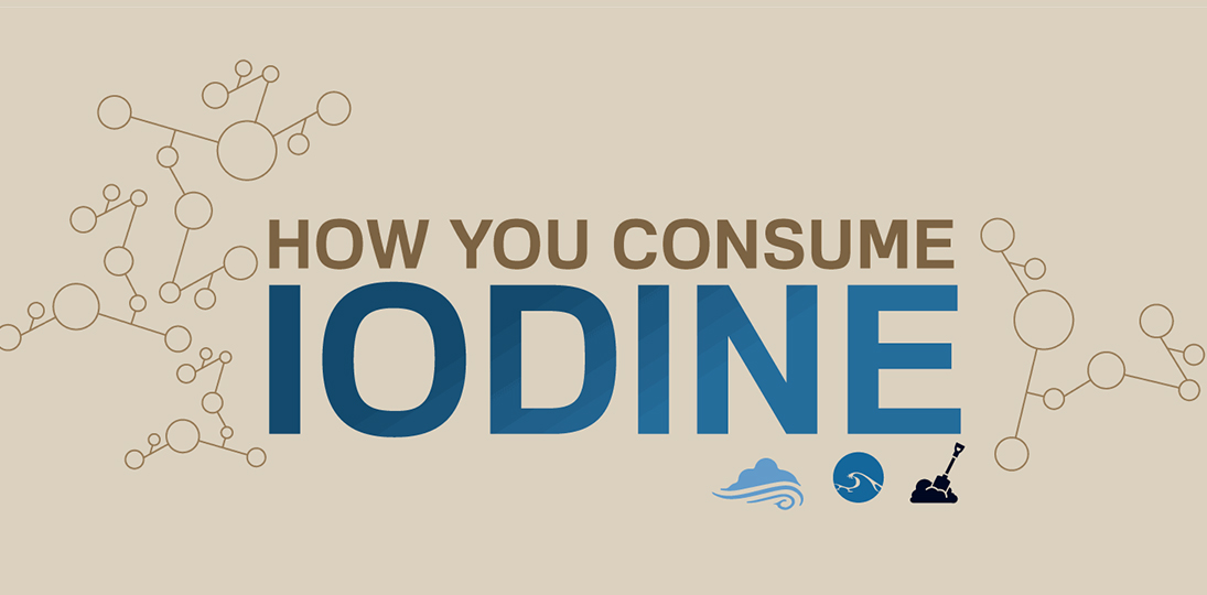 how humans get enough iodine
