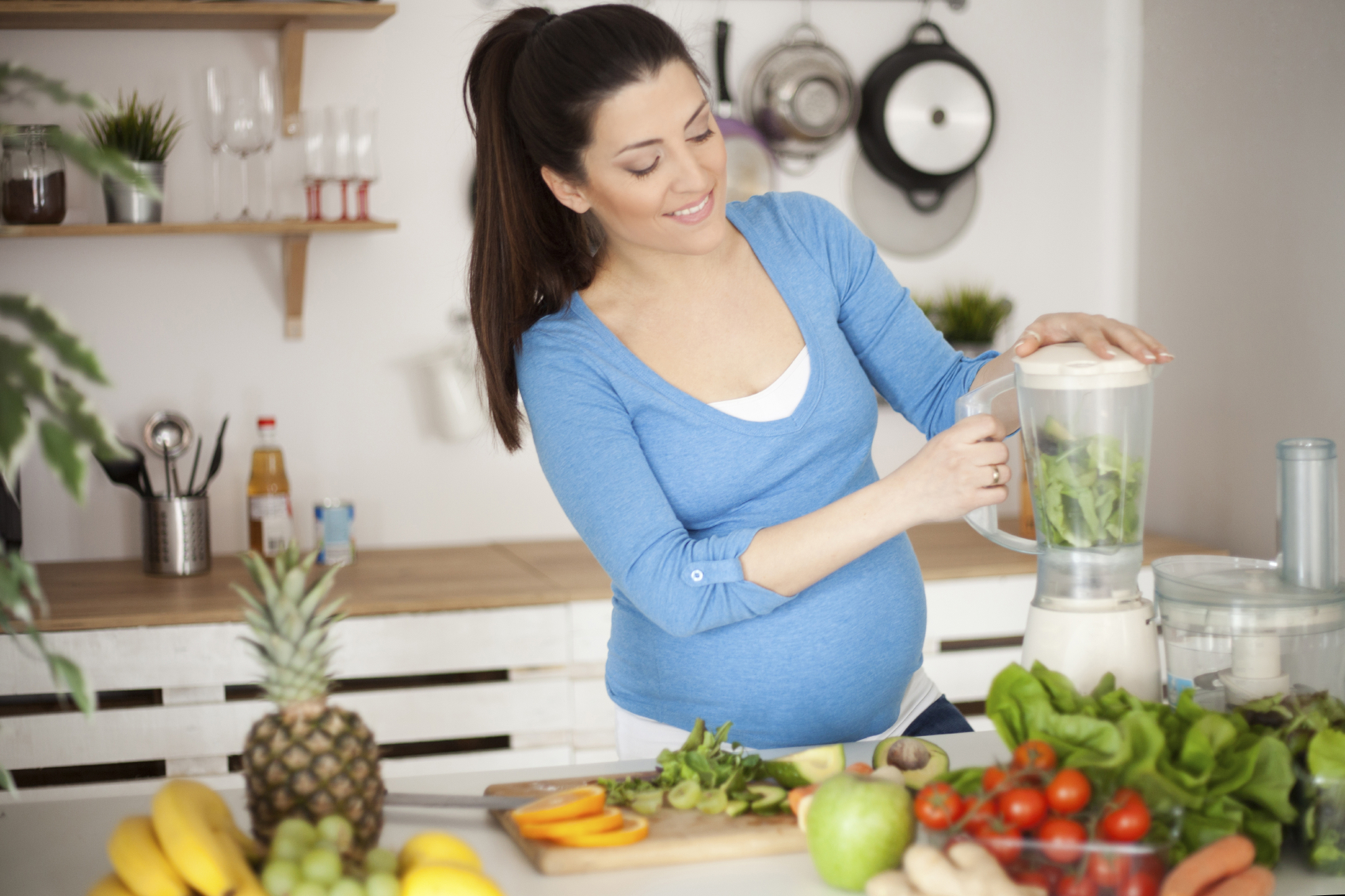 iodine supplements for pregnant women