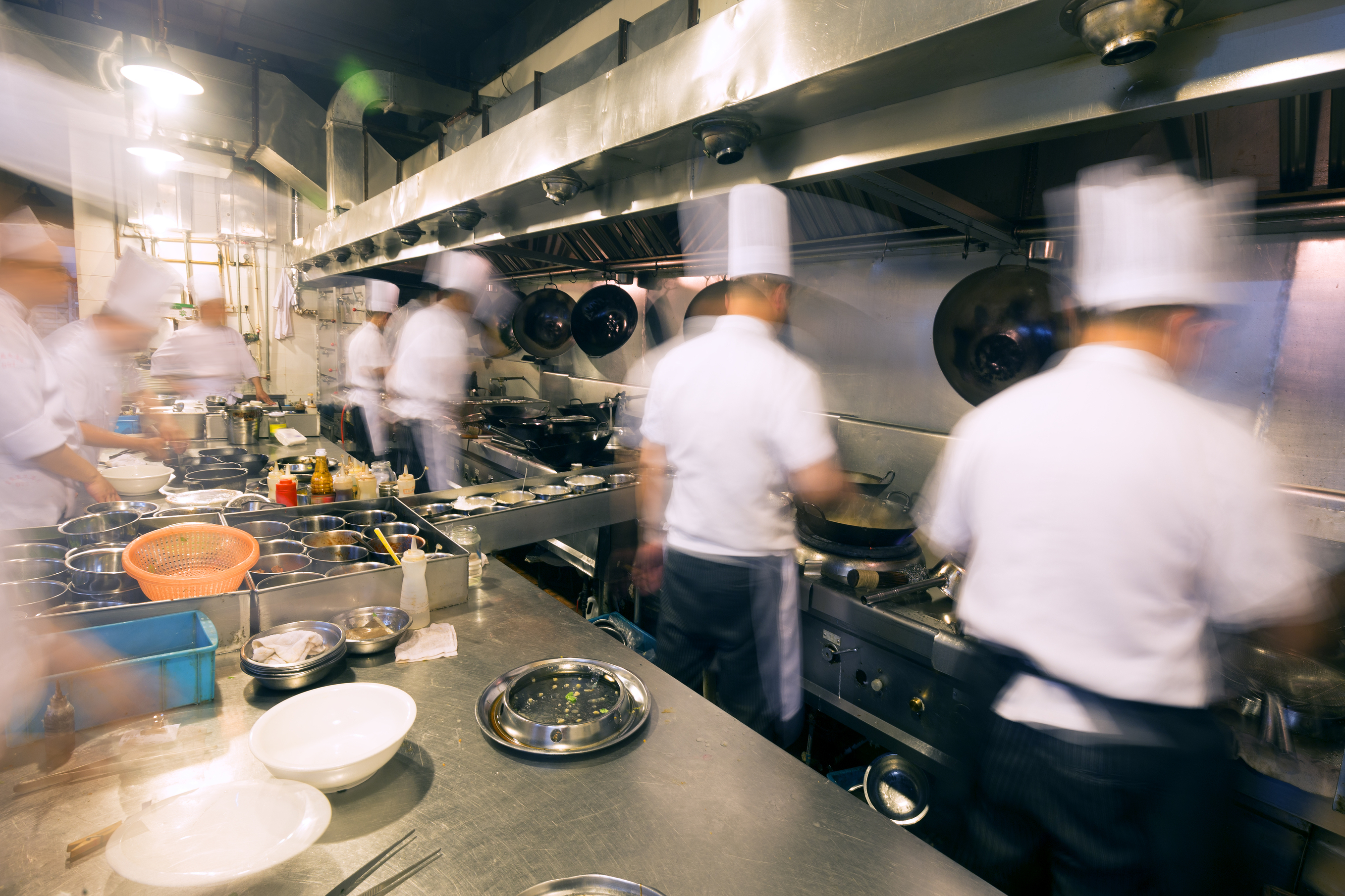 How Iodine Is Used In Commercial Kitchens
